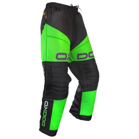 OXDOG VAPOR brankárske nohavice black/green SR