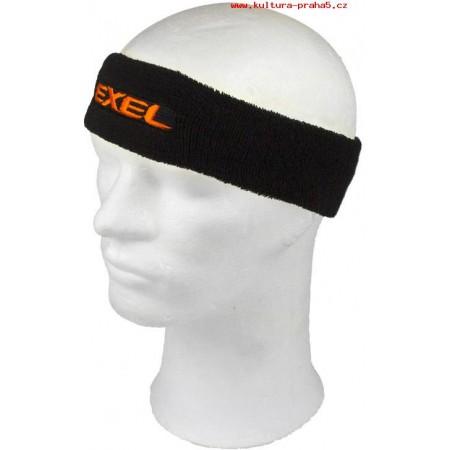 EXEL HEADBAND black/neon orange