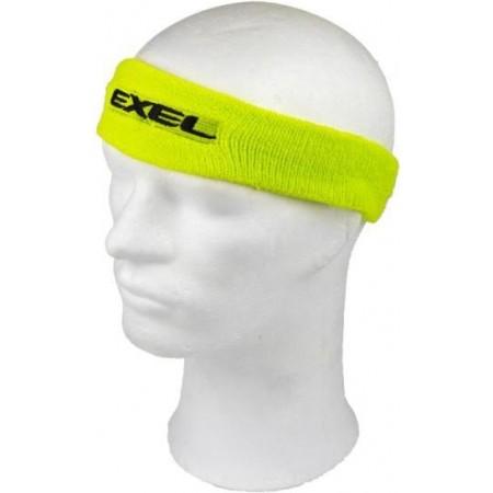 EXEL HEADBAND yellow/black