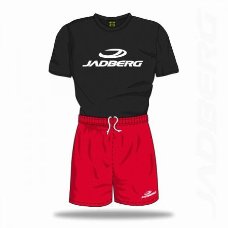 Jadberg SKY Set black/red