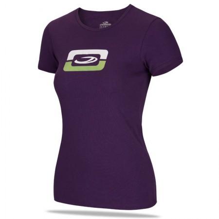 Jadberg tričko T-WOMEN Violet