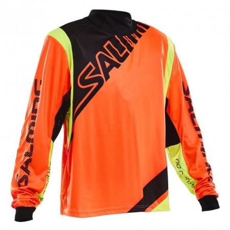Salming Phoenix SR Orange brankársky dres
