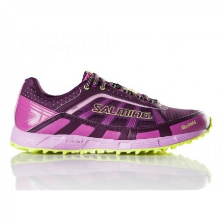SALMING Trail T3 Shoe Women Dark Orchid/Azalea Pink