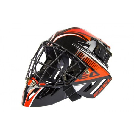 EXEL S80 HELMET SR/JR black/orange