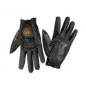 Unihoc Flow black brankárské rukavice