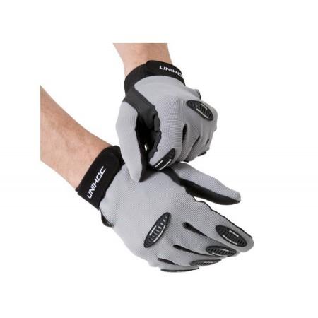 Unihoc rukavice Goalie gloves graphite